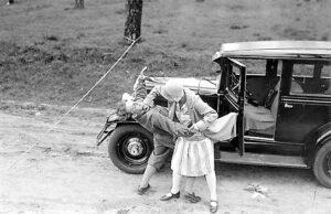 Selbstverteidigung Kurse 1920